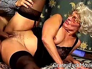 videos Free granny hardcore