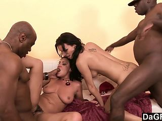 Drunk sex orgy party