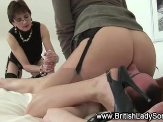 Sonia british milf lady dominatrix